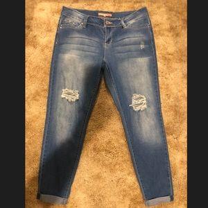 YMI wanna butt jeans!